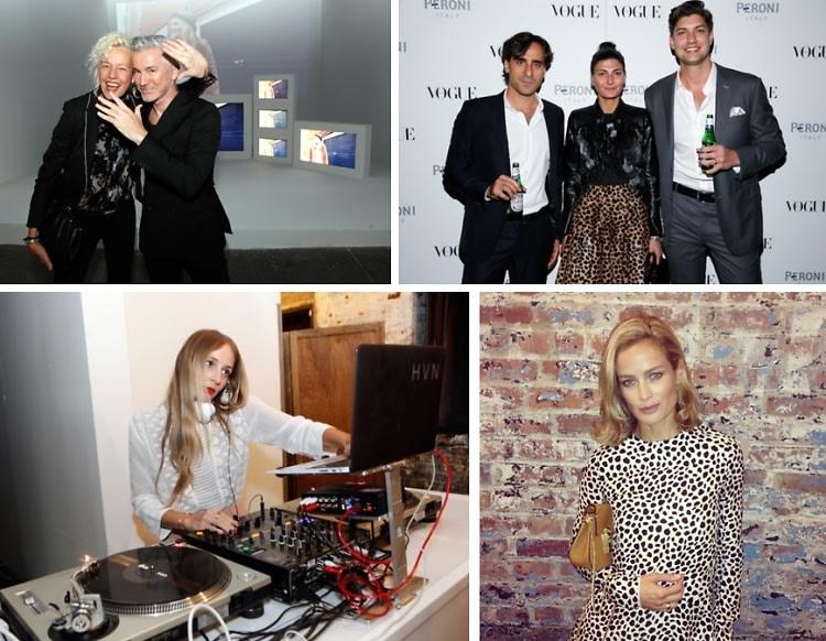 Fashion's Biggest Names Celebrate The Visionary World of Vogue Italia