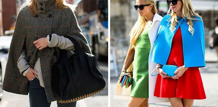 Trend Alert: How To Wear A Cape For Every Occasion