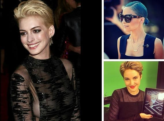 The 7 Best Celebrity Hair Transformations