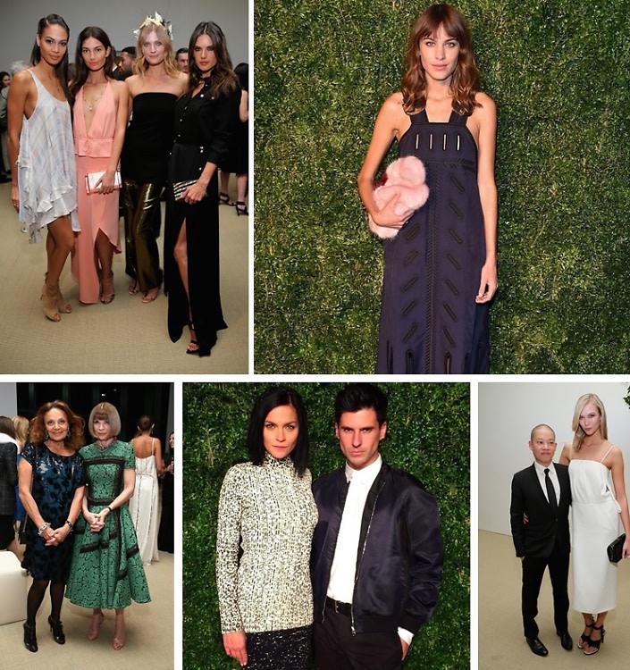 Stella McCartney & Seth Meyers Host The 11th Annual CFDA/Vogue Fashion Fund Awards
