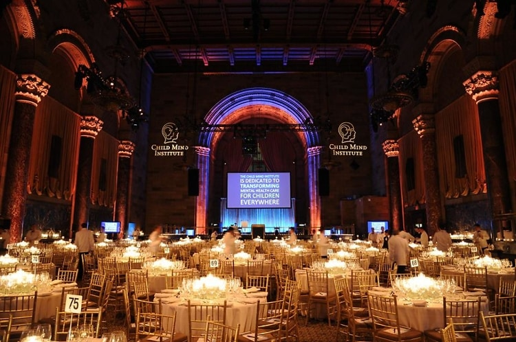 The Child Mind Institute's Fifth Anniversary Child Advocacy Dinner Honoring Hillary Rodham Clinton