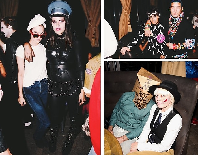 'OMG, Is That Blood?' Inside The Byrne Notice Halloween Party With NY Cult