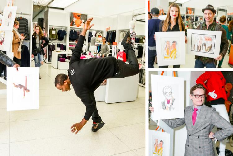Joe Fresh Celebrates Free Arts NYC