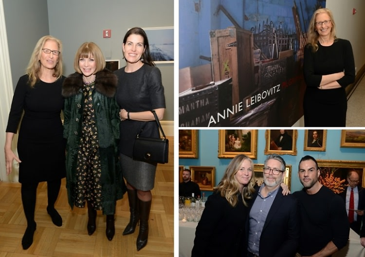 New York Historical Society Presents Photographs By World-Renowned Artist Annie Leibovitz