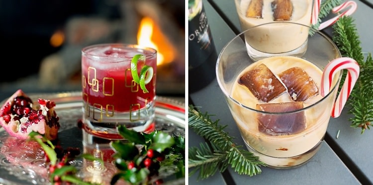 10 Holiday Cocktail Recipes To Wow Your Guests
