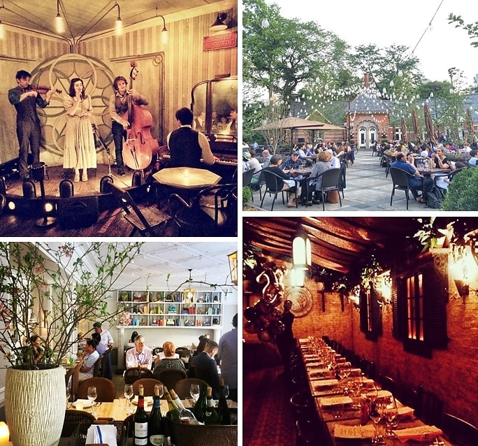 Date Night Roundup: Our Favorite Restaurants of 2014