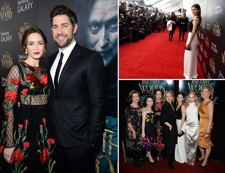 "Meryl Streep, Emily Blunt & Anna Kendrick Attend The World Premiere Of ""Into The Woods"""