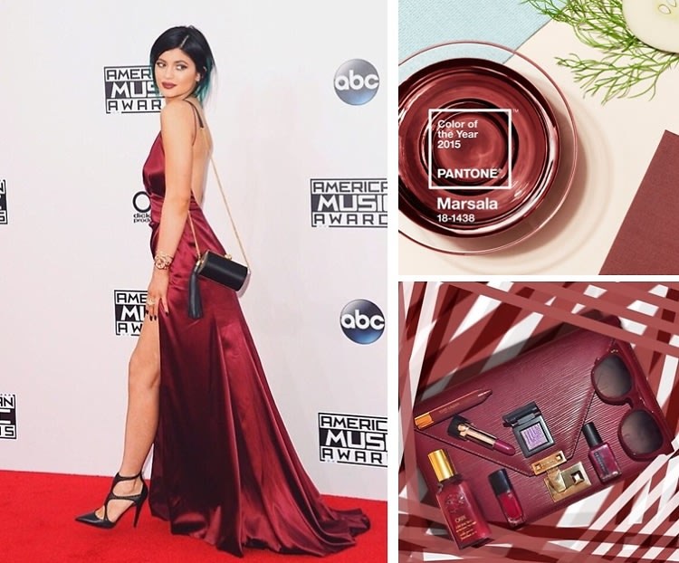 Color Of The Year: Marsala