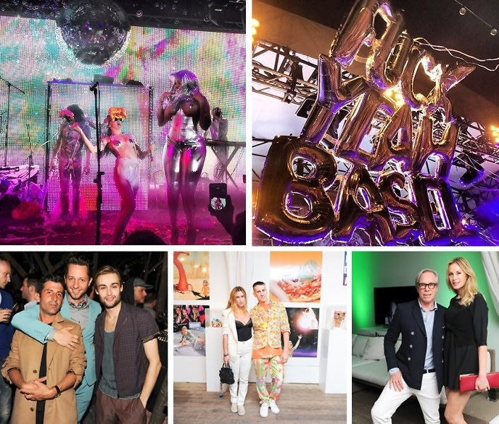 Miley Cyrus Kicks Off Art Basel Miami With An Insane Performance Hosted By Tommy Hilfiger, Jeffrey Deitch & V Magazine