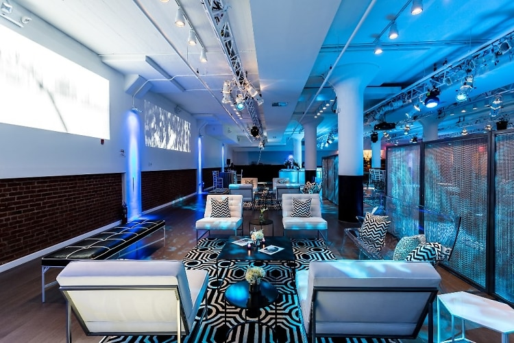 Holiday Party Venues