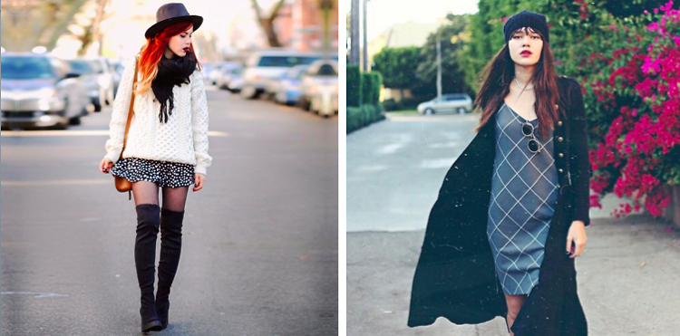 Winter Outfits Inspired By Our Favorite Fashion Bloggers