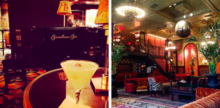 the best hotel bars