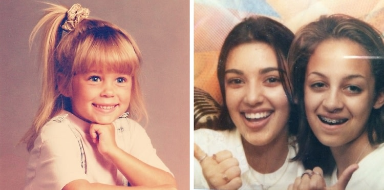 Celebrity Throwbacks: The Best #TBT Instagrams Of 2014