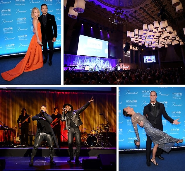 The 10th Annual UNICEF Snowflake Ball