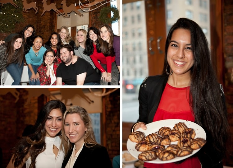 Inside The Cookie Swap At Folded Victory's Supper Club