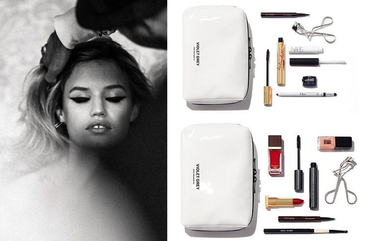 Hollywood Beauty: Violet Grey's Save-The-Day Beauty Kits For Every Type Of Woman