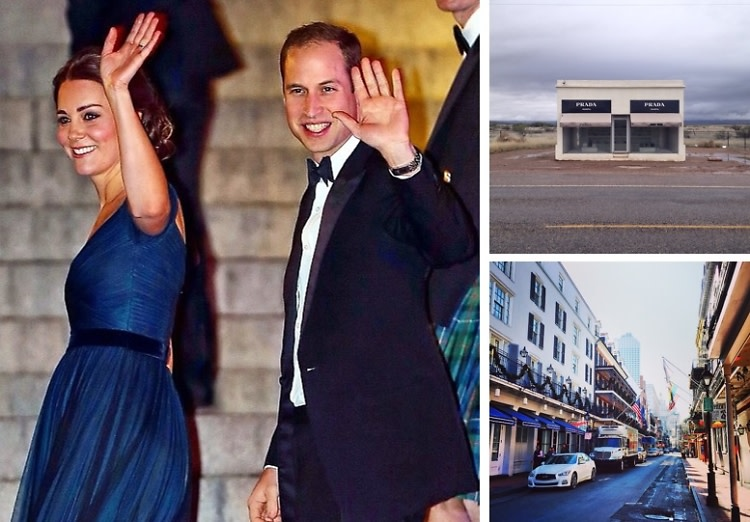 A Royal Tour: 5 Other Cities Will & Kate Should Visit In The U.S.
