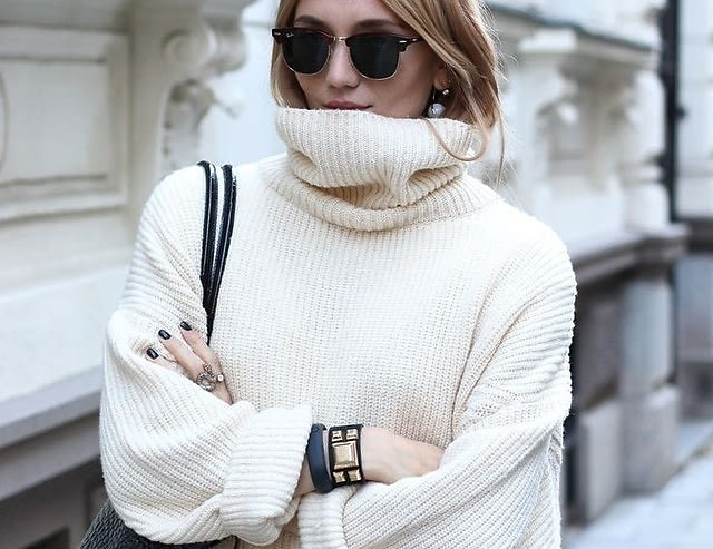20 Seriously Stylish Sweaters To Up Your Winter Wardrobe
