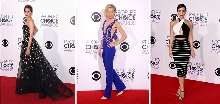 Best Dressed Guests: People's Choice Awards