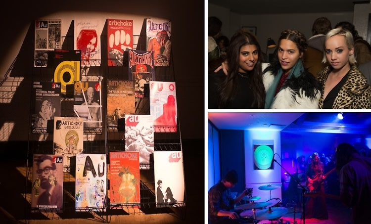 Ace Hotel x Inherent Vice Art Show Opening Party