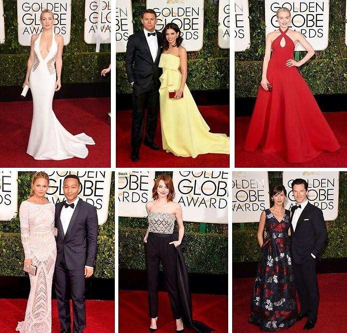 Best Dressed: 2015 Golden Globes