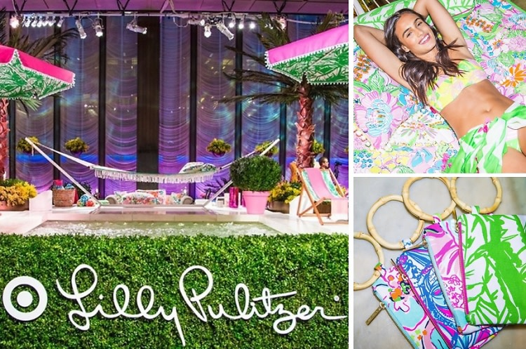 Get Your First Look At The Lilly Pulitzer For Target Collection
