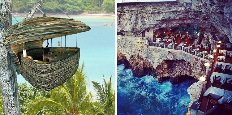 5 Restaurants Around The World You Have To See To Believe