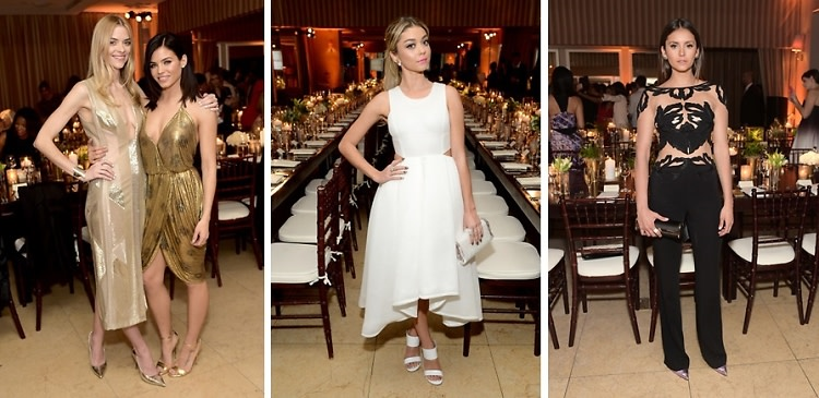 Best Dressed Guests: ELLE's Annual Women in Television Celebration