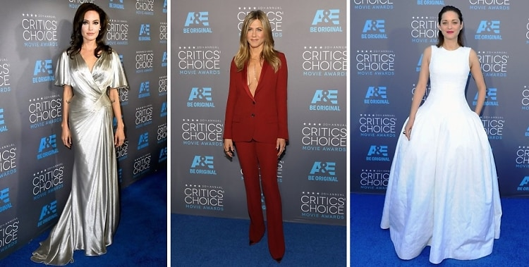 Best Dressed Guests: The 2015 Critics Choice Awards