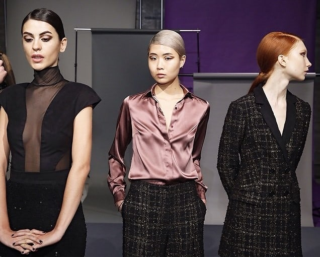 Interview: On-The-Rise Designer Jay Godfrey Goes Rock & Roll Chic For Fall