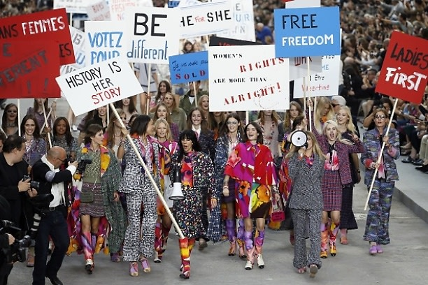 6 Times Fashion Week Made A Political Statement