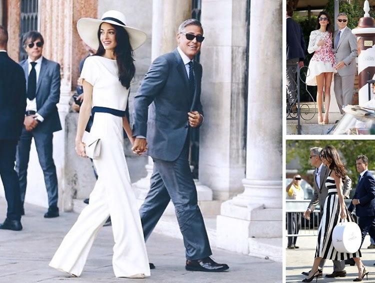 Happy Birthday Mrs. Clooney: A Look At Amal's Best Style Moments