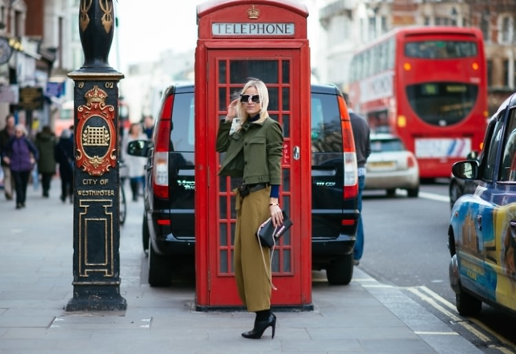 London Fashion Week Street Style: Part 2 With Caroline Issa & Preetma Singh