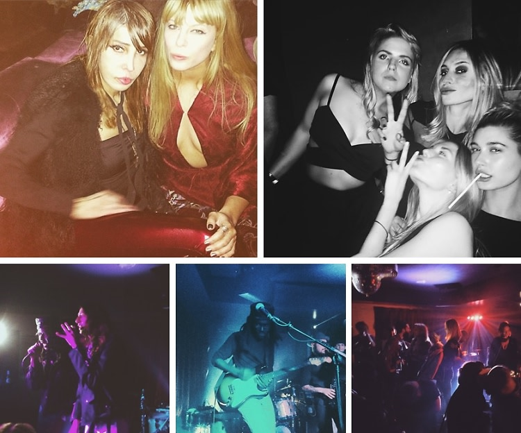 """Dave Chappelle, Hailey Baldwin & Bella Hadid Party At Grandlife Hotels' """"This Is New York"""" Bash"""