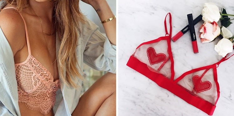 The Best Valentine's Day Lingerie For Every Type Of Girl