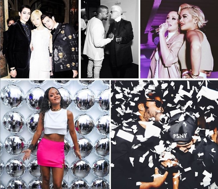 Spring Fashion Week 2015: The Official Party Guide