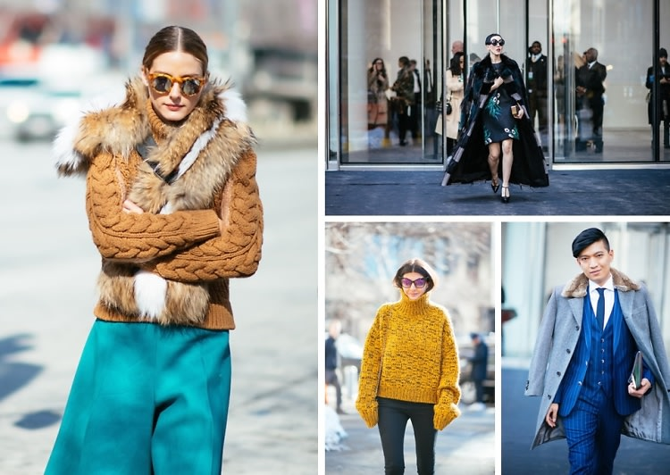 Fashion Week Street Style: Day 7 With Olivia Palermo, Julianne Moore & Bryanboy