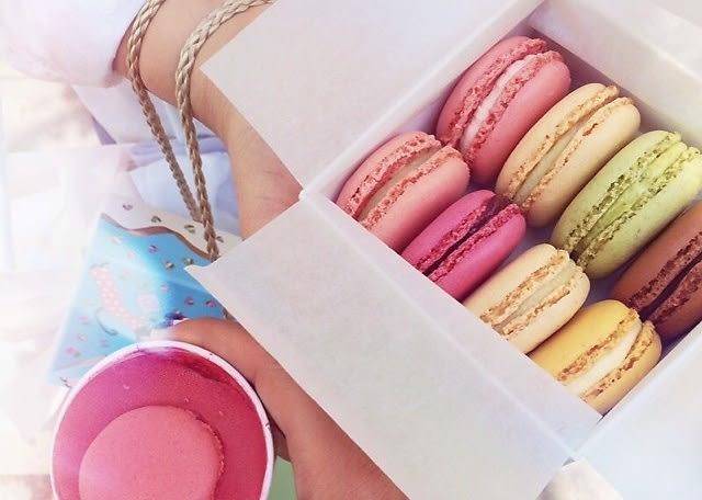 Your Guide To Getting Free Macarons In NYC This Week