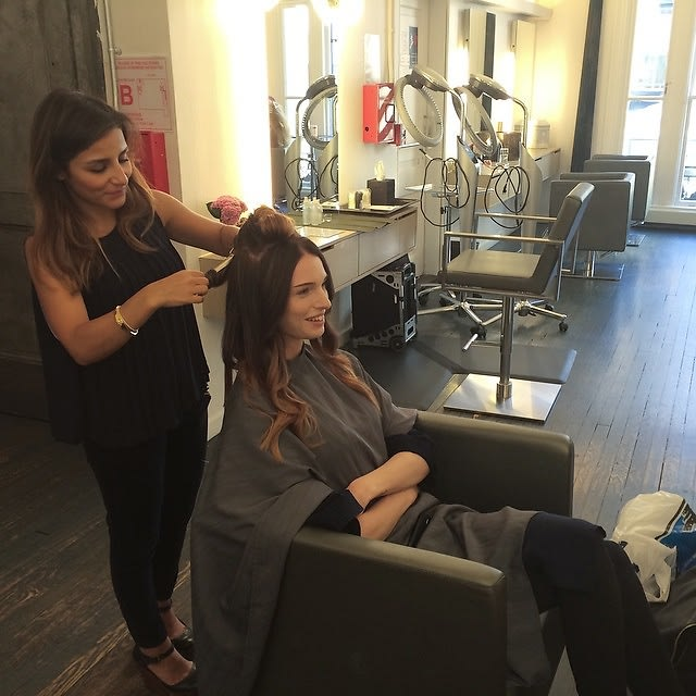 Get A List Hair At These Celebrity Favorite Salons In Nyc