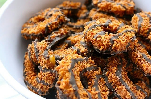 Happy Girl Scout Day! 5 Recipes For Making Your Own Girl Scout Cookies At Home