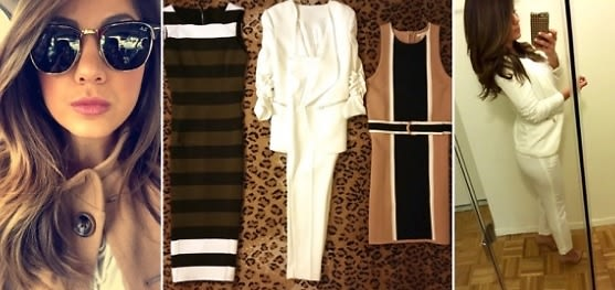 White house Outfit