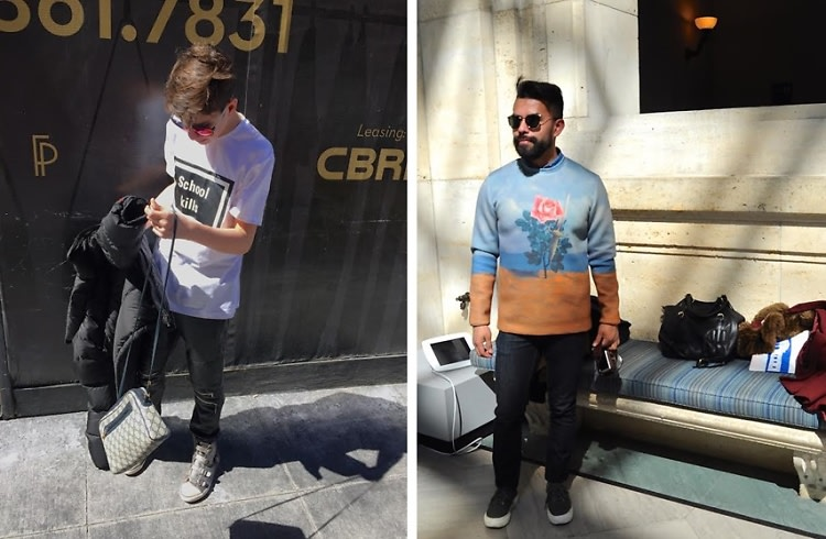 Detroit Street Style: Let's Hear It For The Boys!