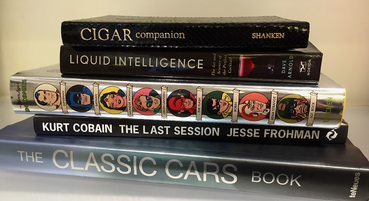 Staged Stacks Coffee Table Books For Every Type Of New Yorker