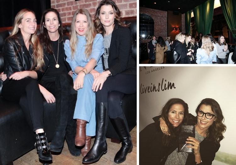 Bridget Moynahan Celebrates NYDJ's New Creative Board In NYC