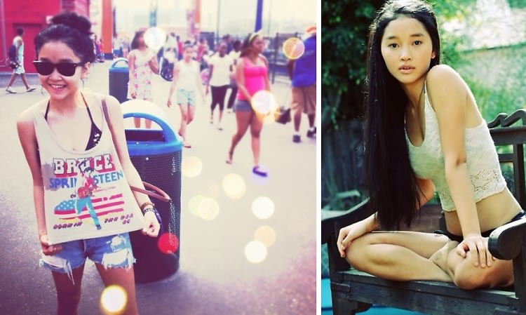 Daily Style Phile: Could Lana Condor Be The Next Jennifer Lawrence?