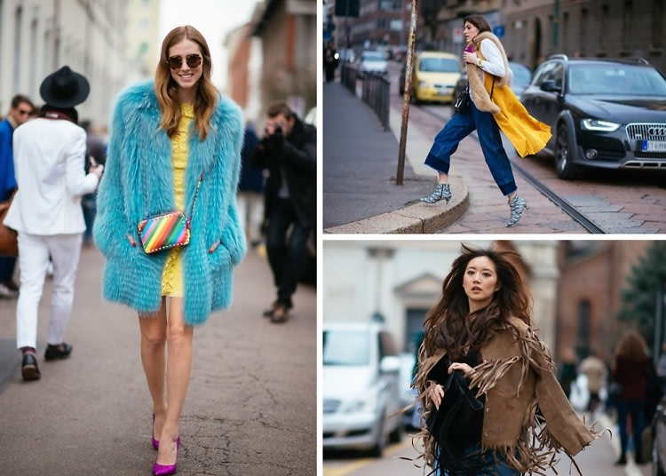 Milan Fashion Week Street Style: Part 2 With Chiara Ferragni & Daisy Lowe