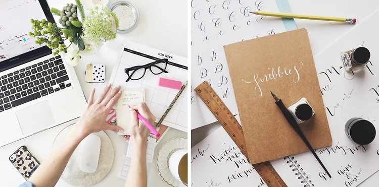 10 Stationary Must-Haves To Get Your Life Organized