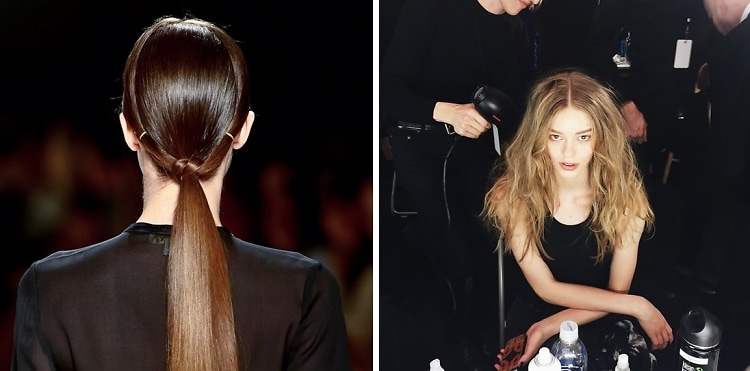 How To Achieve Runway-Ready Hair At Home