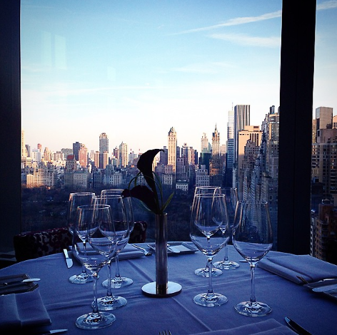 The 10 Best Restaurants For Dining With A View In Nyc