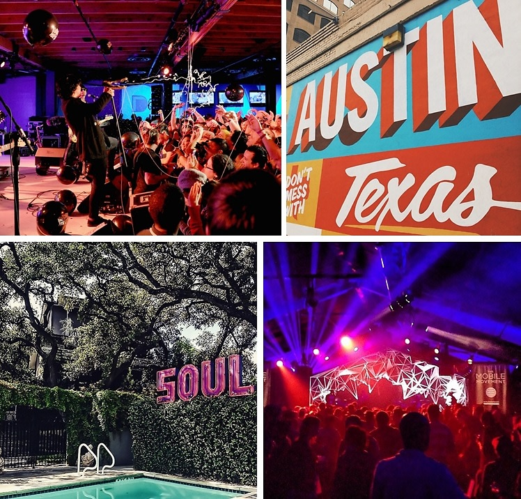 The SXSW 2015 Official Party Guide